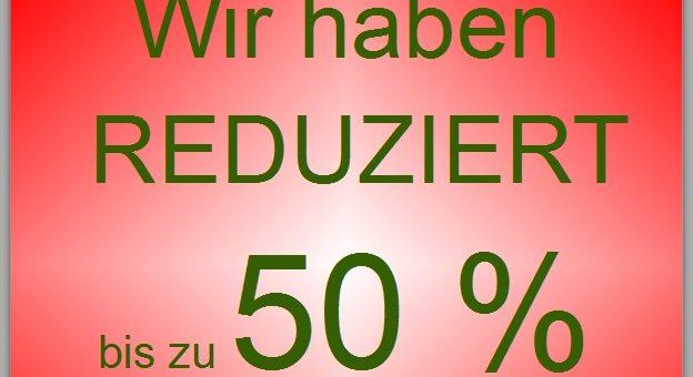 Bis zu 50 % sparen! Beim Einkauf von tollen Artikeln in Sommer-Saisonfarben!